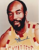 Nate Thurmond Autographed Cleveland Cavaliers 8x10 Photo Amazon.com