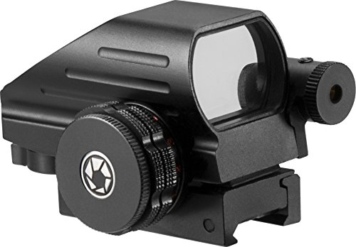 Big Save! Barska Red Dot Electro Sight with Laser
