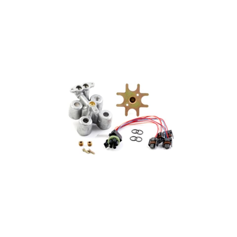 Holley 534 169 Pro Jection Throttle Body Injector Pod Upgrade Kit
