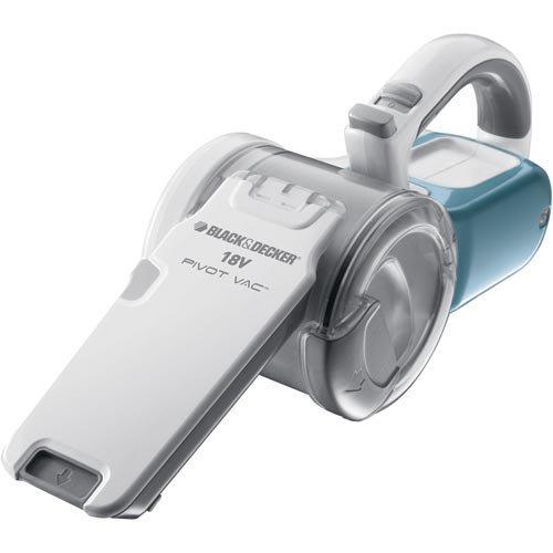 Black & Decker PHV1810 18-Volt Compact Pivoting Hand Vac
