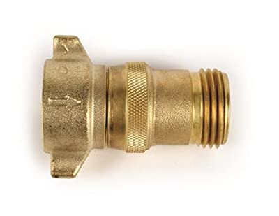 Camco 40055 Brass Water Pressure Regulator Quantity 3
