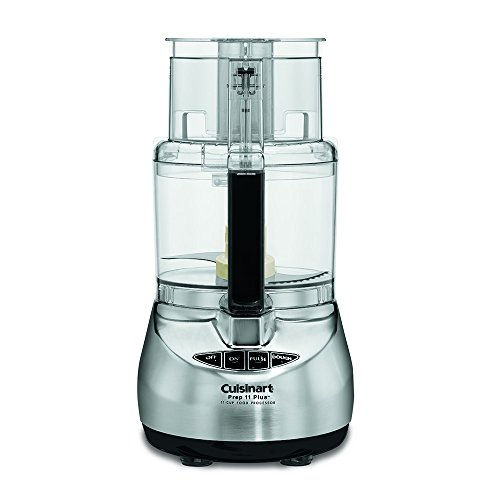Cuisinart DLC-2011CHBY Prep 11 Plus 11-Cup Food Processor, Brushed Stainless (Cuisinart 11cup Food Processor compare prices)