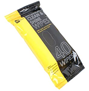 AA Car Essentials Interior Clean and Shine Wipes (Pack of 40)