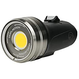 Light & Motion SOLA Video 3000 F FC Light, Black