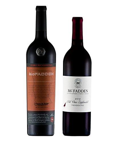 Mcfadden Better Red Than Dead Mixed Pack, 2 X 750 Ml