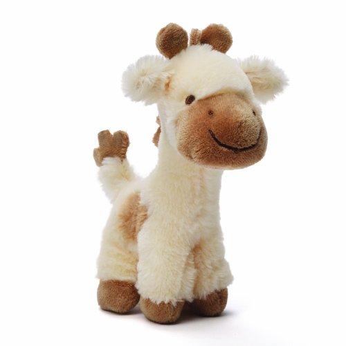 Gund Niffer Giraffe Baby Rattle Stuffed Animal front-654785