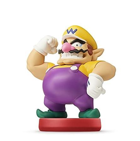 Nintendo Wario amiibo (SM Series) - Nintendo Wii U