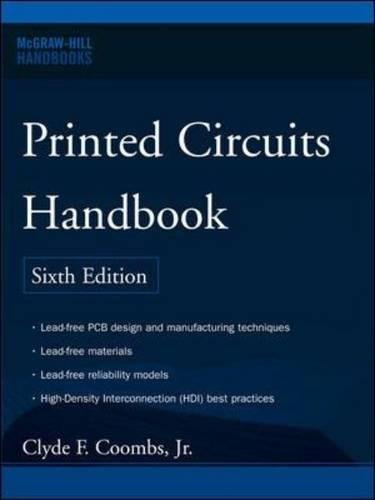 PRINTED-CIRCUITS-HANDBOOK-By-Clyde-F-Coombs-Happy-Holden-BRAND-NEW