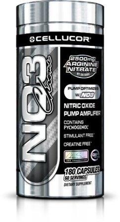 Cellucor NO3 Chrome | Supplément d'oxyde