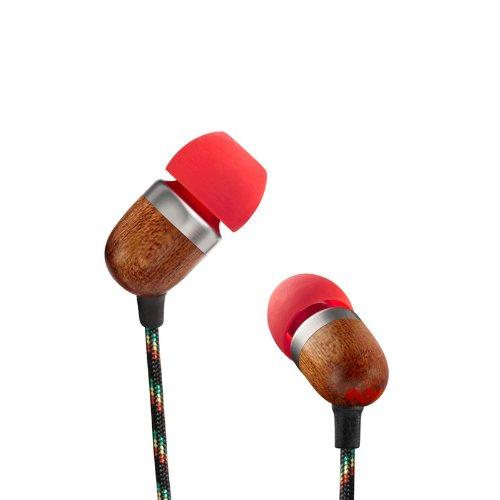 House Of Marley Em-Je040-Fi Smile Jamaica Fire In-Ear Headphones