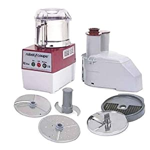 Robot Coupe (R2Dice Ultra) - Combination Vegetable Prep and Cutter-Mixer from food service warehouse