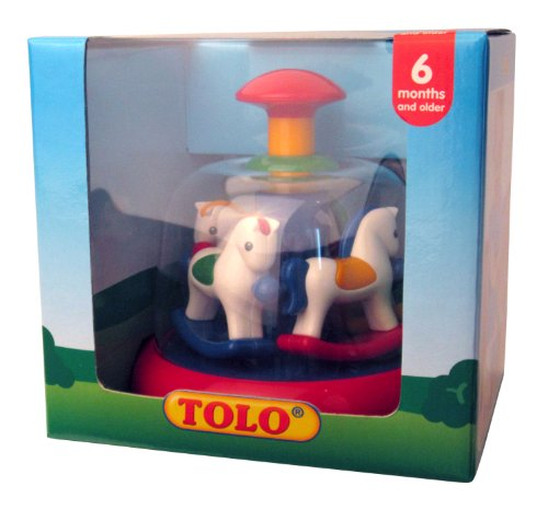 Tolo Toys Pony Carousel