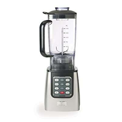 Master Chef MCBL600 Electronic Table Blender, 1-1/2-Liter from TripleLoop Housewares