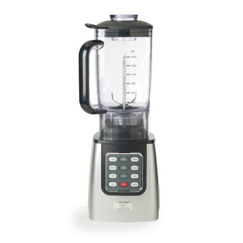 Master Chef MCBL600 Electronic Table Blender, 1-1/2-Liter