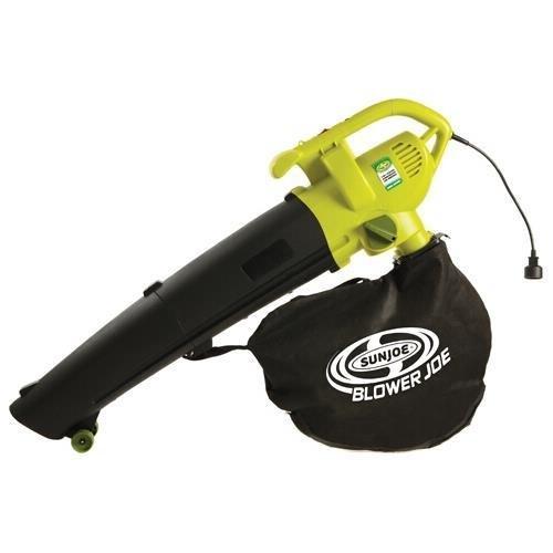Snow Joe Sbj604E Blower Joe 3-In-1 Electric Blower, Vacuum & Leaf Shredder, Ac Supply front-447339