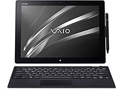 "2016 Newest Sony VAIO Z Canvas Detachable 2-in-1 Premium Tablet/Laptop (Intel Quad-Core i7 up to 3.4GHz, 16GB RAM, 1TB SSD, 12.3"" 2560x1704 IPS Display, Keyboard and Stylus, Windows 10 Pro, 2.67lbs)"