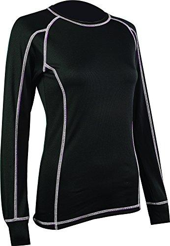highlander-160-maglietta-a-maniche-lunghe-termica-strato-base-da-donna-grigio-grigio-scuro-m