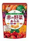 栗山 『32g 赤の野菜あられ』X10袋(一箱) / 栗山