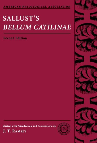 cicero against catiline vocabulary essay First oration of cicero against catiline with notices, notes and complete vocabulary download  essays read online in browser here.