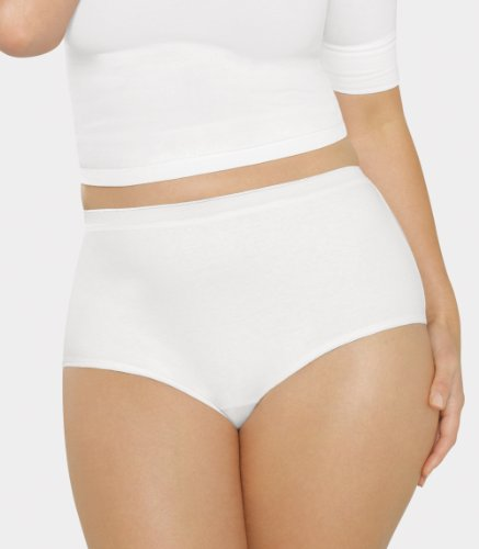 Fruit Of The Loom Womens 5 Pack Fit for Me Brief