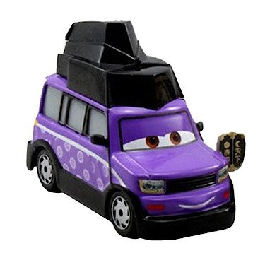 Disney / Pixar CARS 2 Movie 155 Die Cast Car Oversized Vehicle #11 KIMURA KAIZO