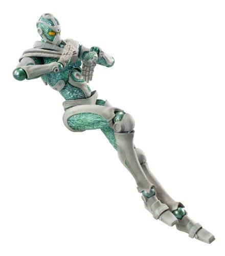 "Super Figure moving ""JoJo's Bizarre Adventure"" 5. Hierophant Green third section (Hirohiko Araki Specify Color) (reproduction) (japan import)"