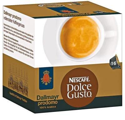 Shop for Nescafe 'Dallmayr Prodomo' Dolce Gusto coffee capsules - NESTLE
