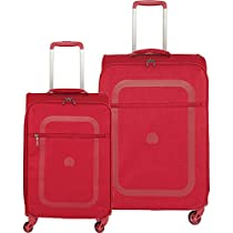 Delsey Luggage Dauphine Carry on and 23