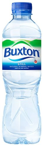 Buxton Still Mineral  Water 50 cl (Pack of 24)