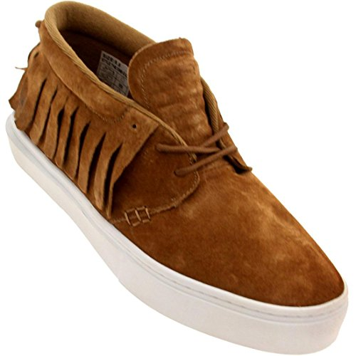 Mens Clear Weather The One-O-One Honey 10 Low-Top Sneakers CRW-101-CO
