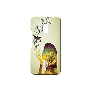 BLUEDIO Designer Printed Back case cover for Motorola Moto G4 Plus - G2585