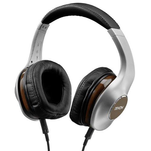 DENON MUSIC MANIAC 密閉型オーバーヘッドヘッドホン リケーブル/ハイレゾ音源対応 ブラック AH-D7100EM