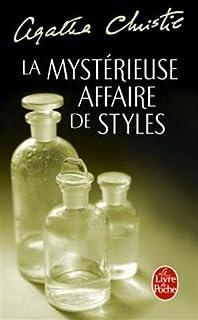 [Hercule Poirot] : La mystérieuse affaire de Styles