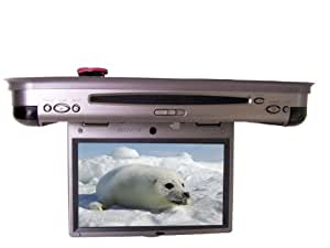 Advent ADV8SR 8-inch LCD Overhead roof mount Car LCD monitorWith Built-In DVD player