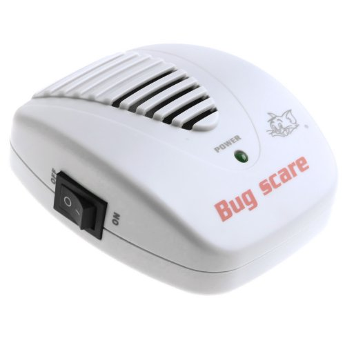 Tomtop Electronic Ultrasonic Mouse Rat Repellent Repeller Us Standard