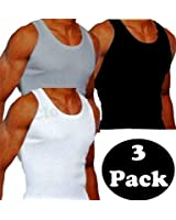 Smart's® -GYM homme Débardeur / T-shirt |Pack de 3 |