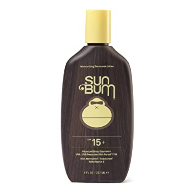 Sun Bum Moisturizing Sunscreen Lotion, 8-Ounce