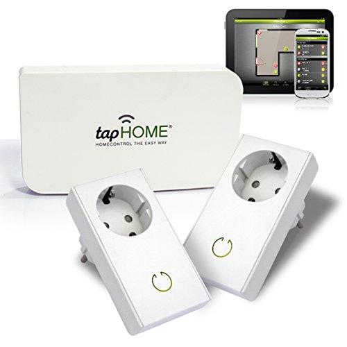 tapHome Homecontrol Schalten/Dimmen EasyStarter Kit
