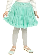 Frilled Tutu Skirt