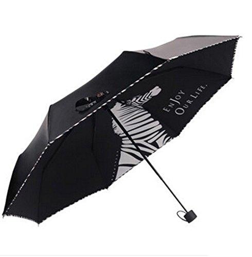 unisex-creative-zebra-print-anti-uv-folding-umbrella