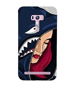 Vizagbeats Pop Art Back Case Cover for Asus Zenfone Go::Asus Zenfone Go ZC500TG