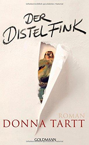 Hörbuch: Der Distelfink von Donna Tartt