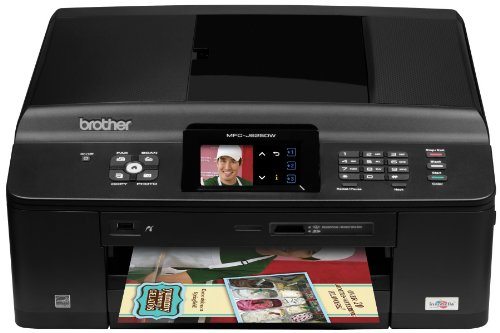 Brother Printer MFCJ625DW Wireless Color Photo