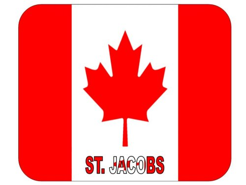 St. Jacobs, Ontario Mouse Pad