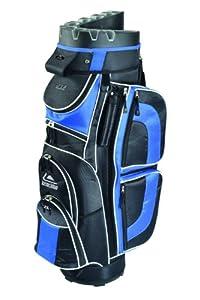 Longridge Eze Kaddy Pro Sac de golf Bleu/Noir