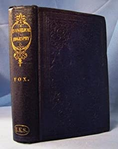 memoir of the Rev. Henry Watson Fox  missionary to the Teloogoo
