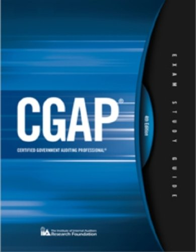 CGAP® Exam Study Guide, 4th Edition