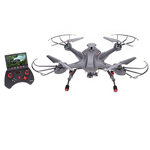 Lian Sheng SKY Hunter LS-128 2.4G 4CH 6-Axis Gyro Real-time Headless RC FPV Quadcopter Drone (Ls Model Helicopter compare prices)
