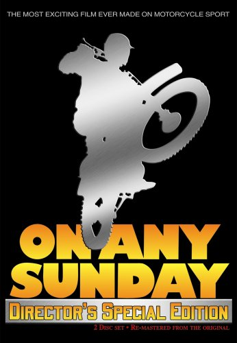 On Any Sunday - Re-Mastered-Director's Special Edition 2 Disc Set (On Any Sunday Ii compare prices)
