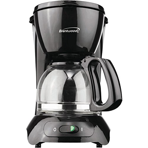 Brentwood TS-214 4-Cup Coffee Maker